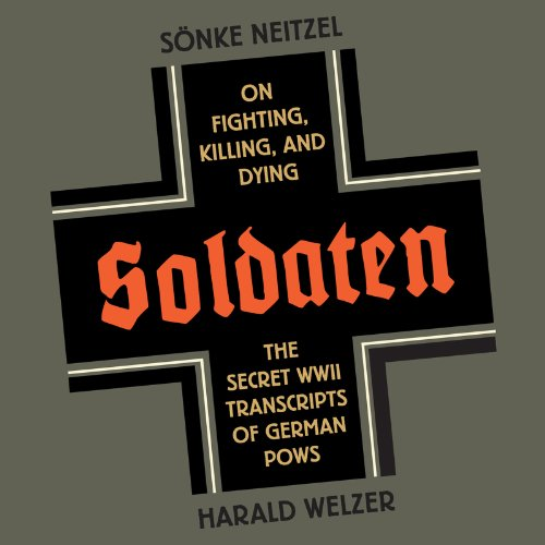 Soldaten audiobook cover art