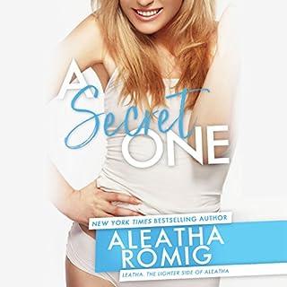 A Secret One audiobook cover art