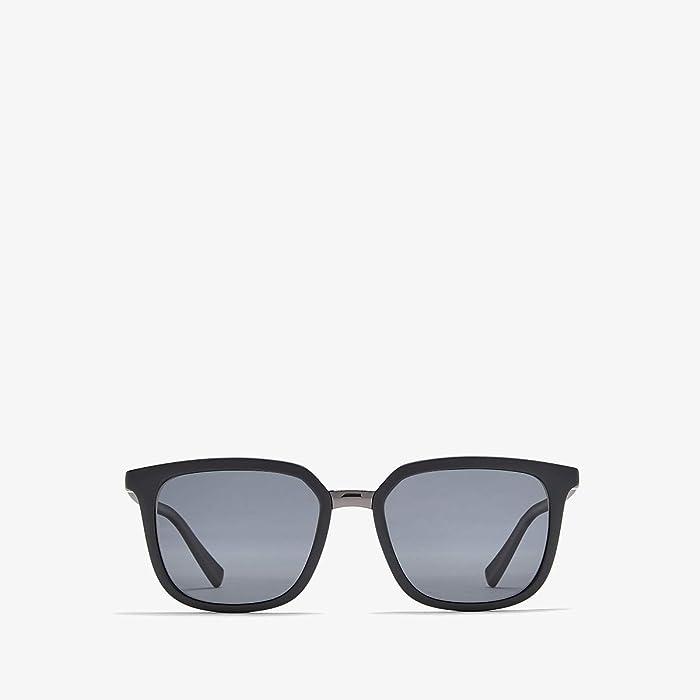 Dolce and Gabbana  0DG6114 (Matte Black/Polarized Grey) Fashion Sunglasses