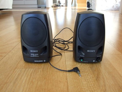 Sony Srs-a21 Speakers