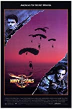 Navy SEALS Poster 27x40 Charlie Sheen Michael Biehn Joanne Whalley