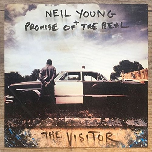 Price comparison product image The Visitor (2LP)