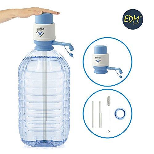 EDM DISPENSADOR para GARRAFAS Agua, Azul