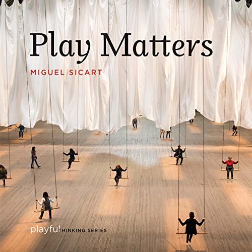 Play Matters audiobook cover art