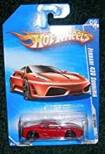 HOT WHEELS 2010 ALL STARS 09/10 RED FERRARI 430 SCUDERIA