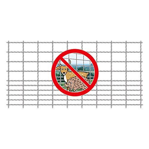 ノブハラ NEOスクリューガードフェンス 100枚 約200m 高さ120cm 亜鉛メッキ支柱セット 車上渡し 200m-mekkiset