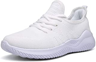 Chaussures de Course Femme Baskets Running Fitness Sneakers Respirantes