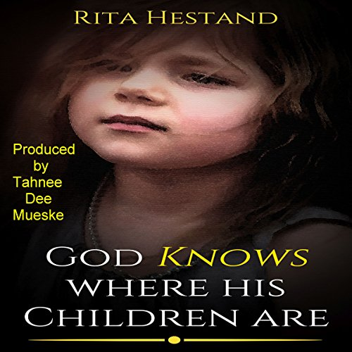 God Knows Where His Children Are audiobook cover art