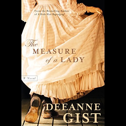 The Measure of a Lady audiobook cover art
