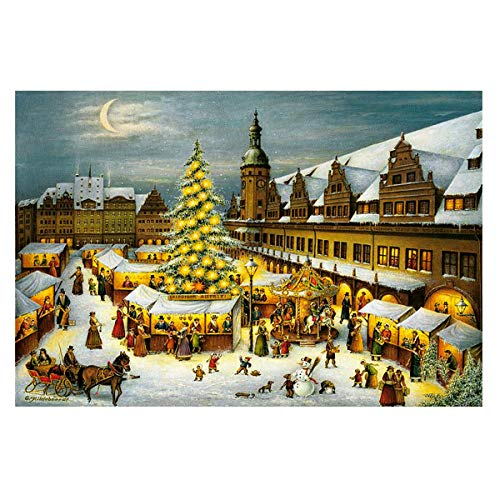 Adventskalender Leipzig Weihnachtsmarkt