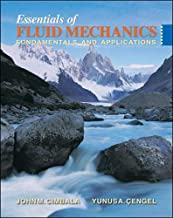 Best essentials of fluid mechanics fundamentals and applications Reviews