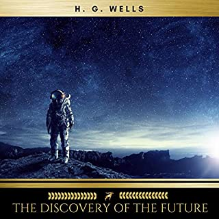 The Discovery of the Future audiobook cover art