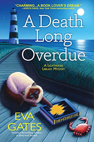 Image of A Death Long Overdue: A Lighthouse Library Mystery