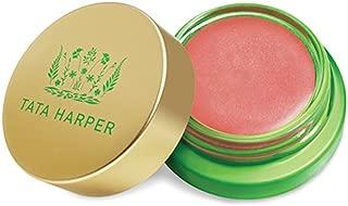 Tata Harper Volumizing Lip and Cheek Tint - Very Charming   100% Natural & Nontoxic   Petal Pink Multi-Purpose Cream Blush   4.5g