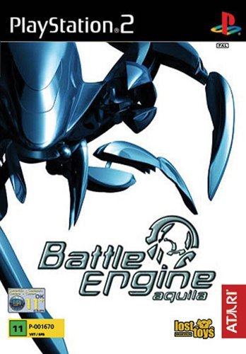 Battle Engine Aquila (PS2) [PlayStation2] - Game [Importación Inglesa]