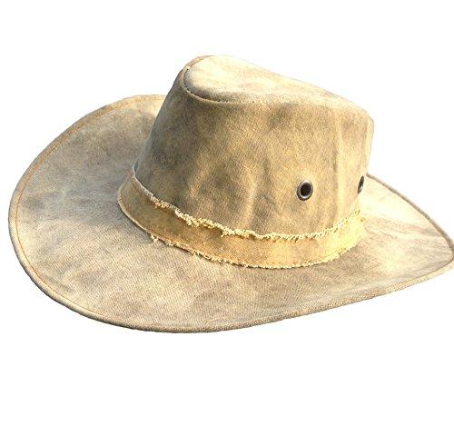 Amazonas, réel chapeau en toile brésilien -Petit - 21,5 \