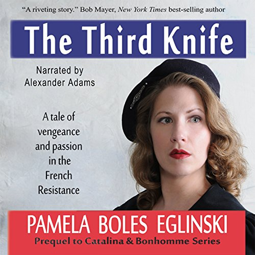 The Third Knife audiobook cover art