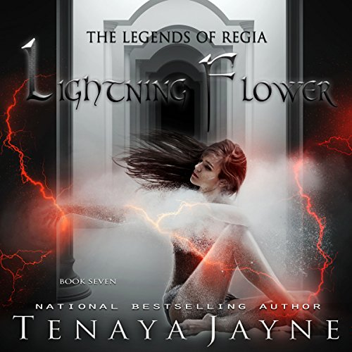 Lightning Flower audiobook cover art