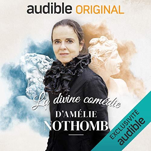 Couverture de La Divine Comédie d'Amélie Nothomb