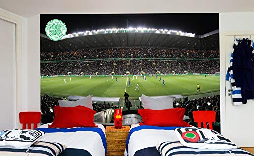 Celtic FC - Celtic Park Stadium Full Wall Mural