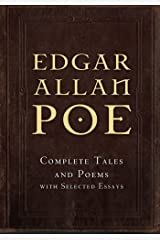 Edgar Allan Poe: Complete Tales and Poems with Selected Essays Paperback