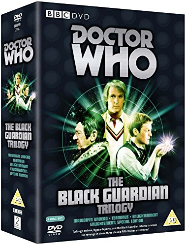 Doctor Who: The Black Guardian Trilogy