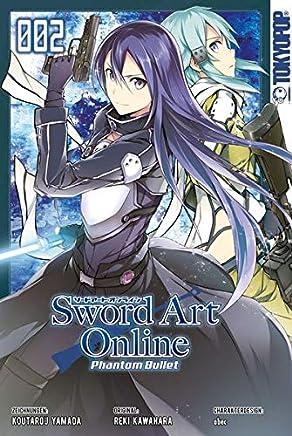Sword Art Online Phanto Bullet 02 Koutarou Yamada