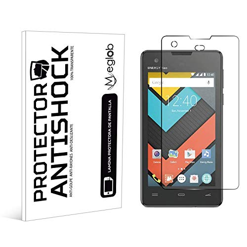 Protector de Pantalla Anti-Shock Anti-Golpe Anti-arañazos Compatible con Energy Sistem Phone Neo Lite