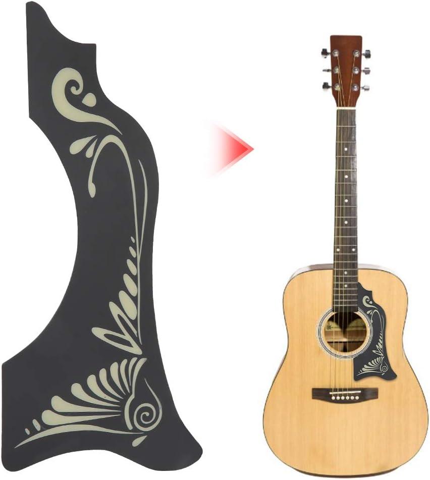 Jopwkuin 2Pcs Guitar Pickguard Accessories Musical A Instrument Sacramento Mall Free shipping