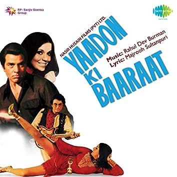 Yaadon Ki Baaraat (Original Motion Picture Soundtrack)