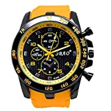Marca de lujo impermeable Militar Relojes Deportivos Hombres Acero Plata Digital Cuarzo Reloj Analógico Reloj Relogios Masculinos 2021 Nuevo, A, talla única,