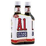 Best Sauces For Steaks - A-1 Steak Sauce (15 oz. bottle, 2 ct.) Review