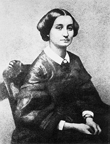 The Poster Corp Countess Clarina Maffei (1814-1886). Italian Aristocrat. Kunstdruck (45,72 x 60,96 cm)