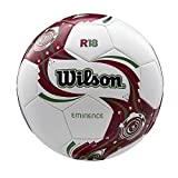 Wilson Ballon de Football, Design WC18, Portugal, Taille 5 Officielle, Eminence, WTE0118XB17