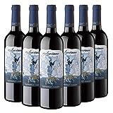 Don Luciano Crianza Vino Tinto D.O La Mancha - Pack de 6 Botellas x 750 ml