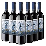 Don Luciano Crianza Vino Tinto D.O La Mancha, Volumen de Alcohol 13% - Pack 6...