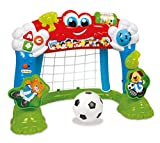 Clementoni Baby - World Cup Winner 2-in-1 Talking & Singing Goal