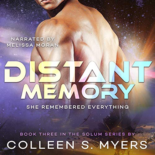 Distant Memory: She Remembered Everything cover art