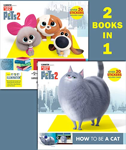 How to Be a Cat/How to Be a Dog (The Secret Life of Pets 2) (Pictureback(R))