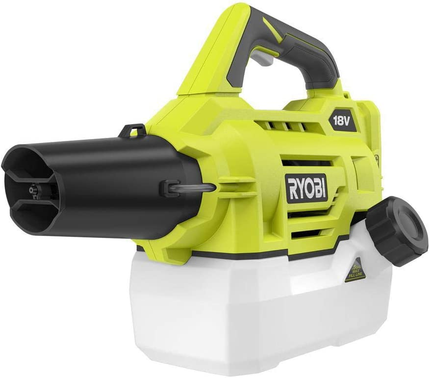 Ryobi ONE+ 18-Volt Lithium-Ion Arlington Mall Cordless free shipping Mister Fogger with 2.0 A