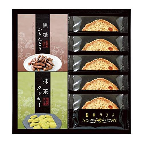 銀座ラスク・かりんとう ギフトセット RKO-BO 【和菓子 洋菓子 焼き菓子 ギフト セット ギフトセット 詰め合わせ】