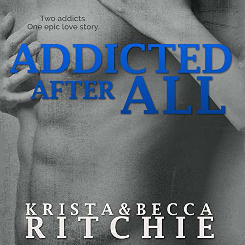 Addicted After All audiobook cover art