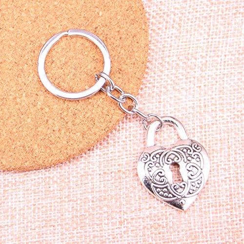 FSDFS Metals Type:Zinc Alloy= Gender:Unisex=Item Type:Key Chains=Material:Metal=ShapePattern:Heart= Item Type:Key Chains