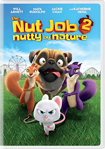 The Nut Job 2: Nutty by Nature [DVD]