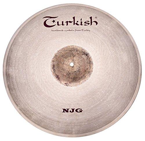 Turkish Cymbals New Jazz Generation Series 17-inch NJG Crash Cymbal NJG-C17