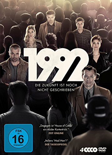 1992 - Die Zukunft ist noch nicht geschrieben (4 DVDs)