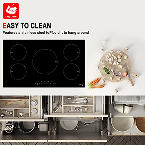 GASLAND Chef IH90BF Induction Cooktop Review