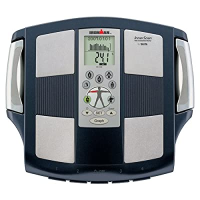 BC-558 Tanita Ironman Segmental Body Composition Monitor