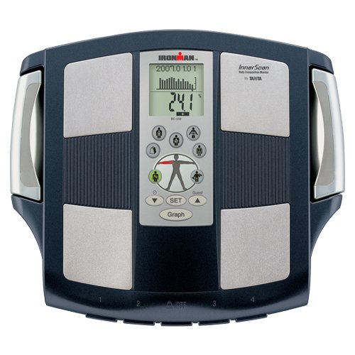 Tanita BC-558 Ironman Segmental Body Composition Monitor by Tanita Ironman