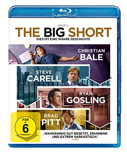 The Big Short [Blu-ray]